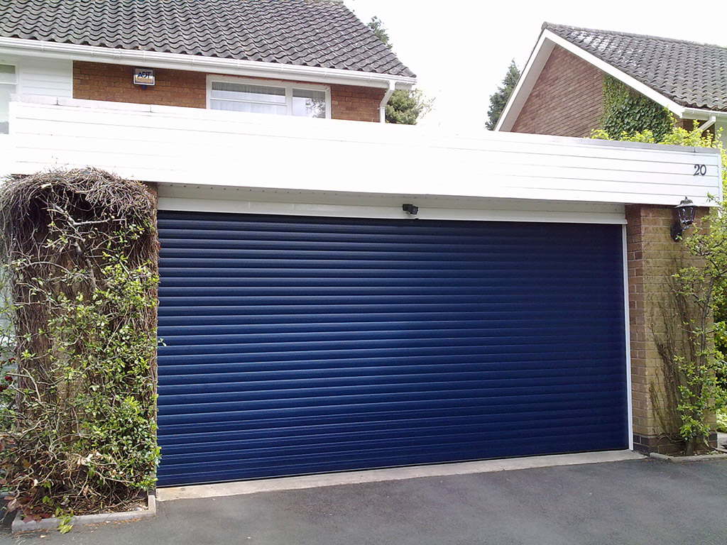 rolling install door opener automatic garage main workshop to yourself australian an it alamy do b a